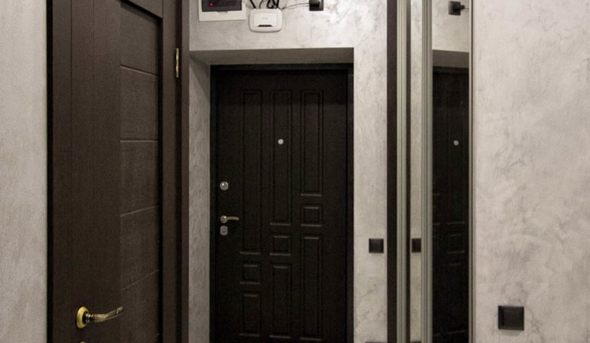 Дизайн интерьера и ремонт однокомнатной квартиры по ул. Комсомольская 45 13