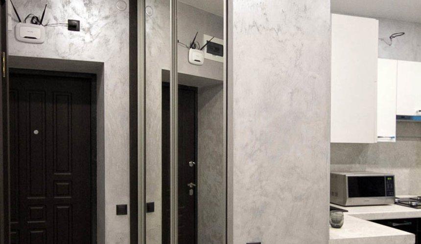 Дизайн интерьера и ремонт однокомнатной квартиры по ул. Комсомольская 45 19