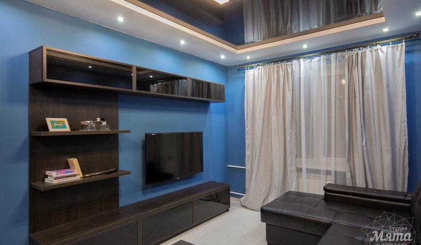 Дизайн интерьера и ремонт однокомнатной квартиры по ул. Комсомольская 45 21
