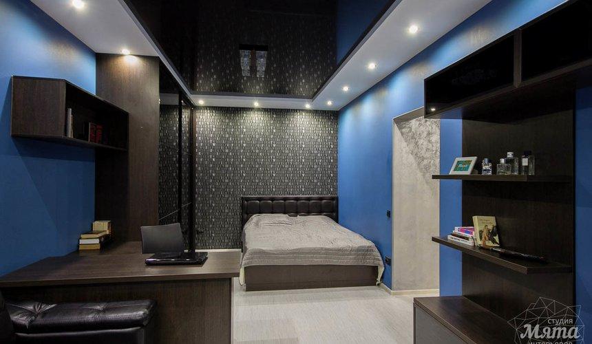 Дизайн интерьера и ремонт однокомнатной квартиры по ул. Комсомольская 45 23