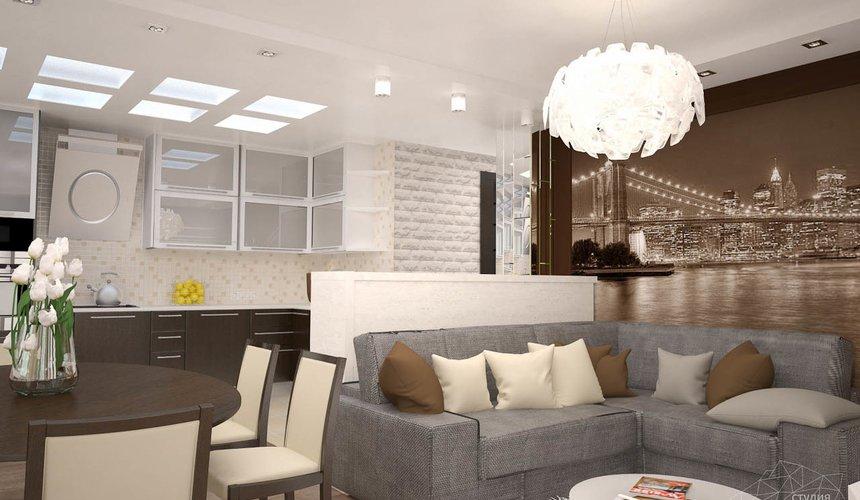 Дизайн интерьера трехкомнатной квартиры по ул. Белинского 222 6