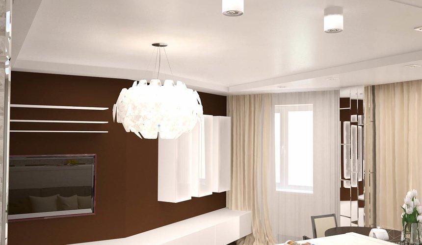 Дизайн интерьера трехкомнатной квартиры по ул. Белинского 222 9