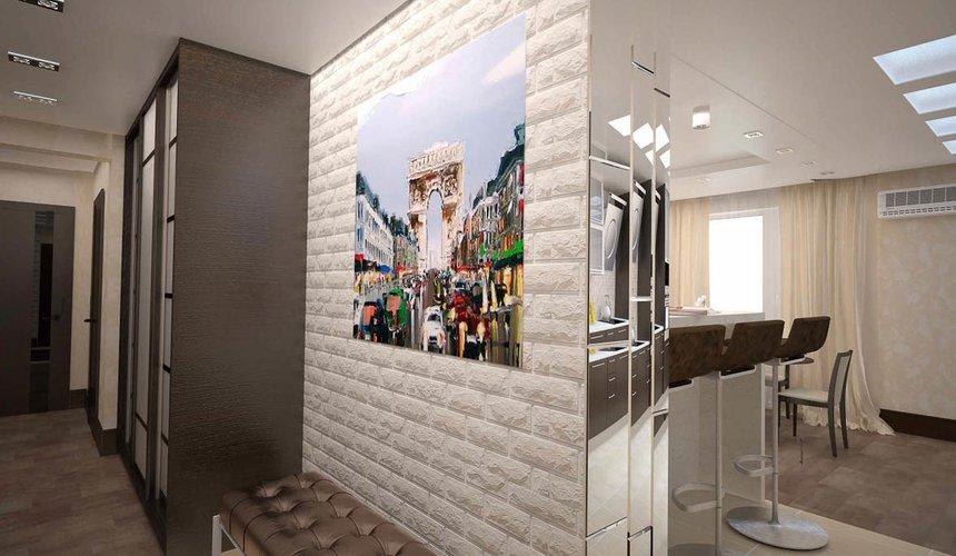 Дизайн интерьера трехкомнатной квартиры по ул. Белинского 222 17