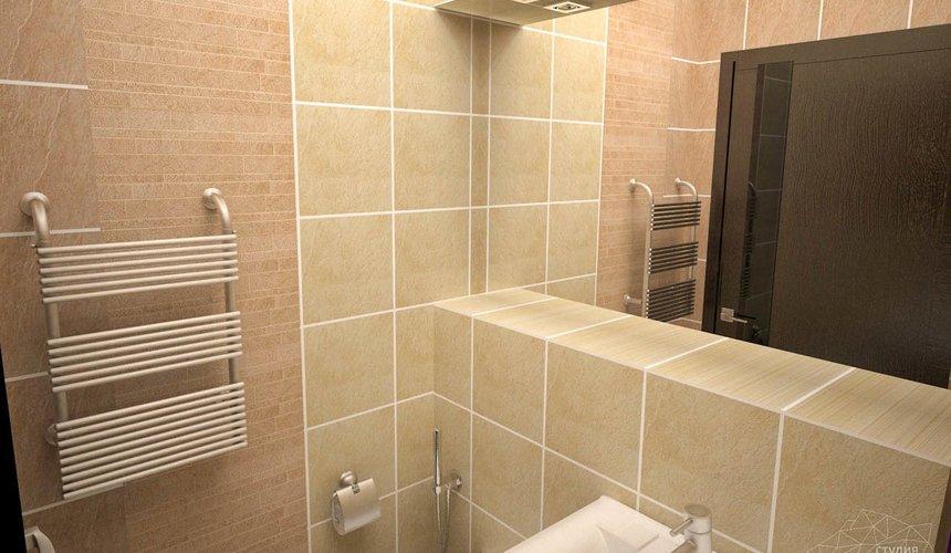 Дизайн интерьера трехкомнатной квартиры по ул. Белинского 222 23