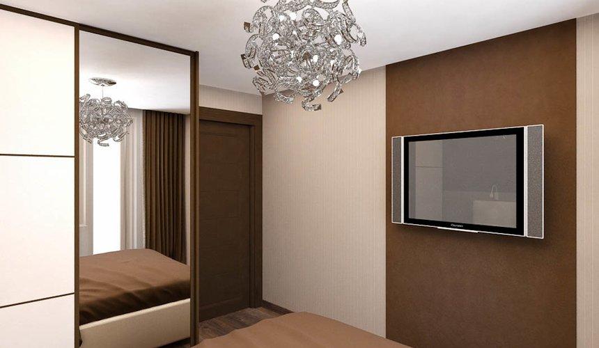 Дизайн интерьера двухкомнатной квартиры по ул. Бебеля 156 17