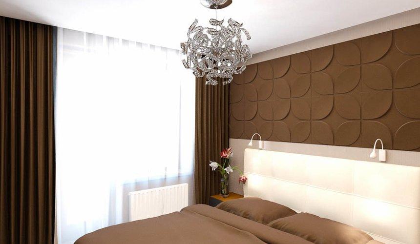 Дизайн интерьера двухкомнатной квартиры по ул. Бебеля 156 20
