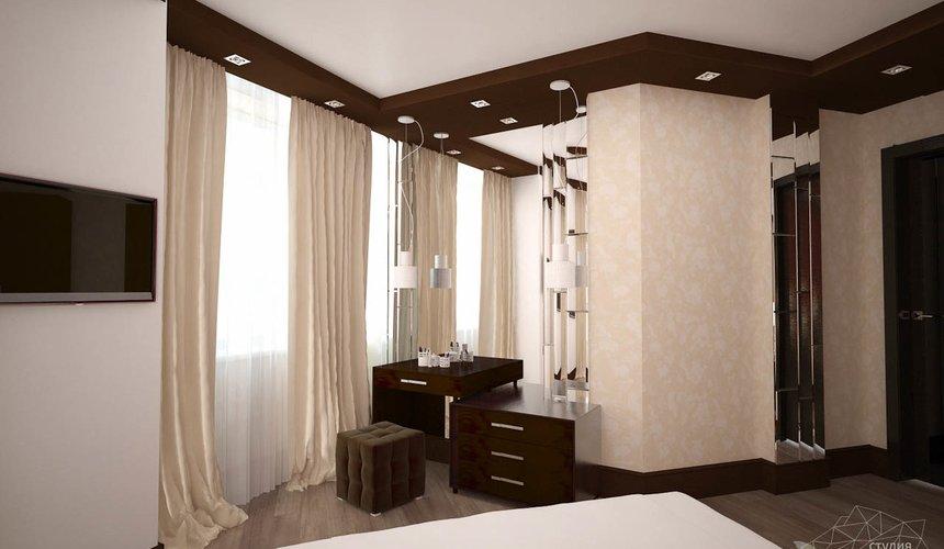 Дизайн интерьера трехкомнатной квартиры по ул. Белинского 222 24