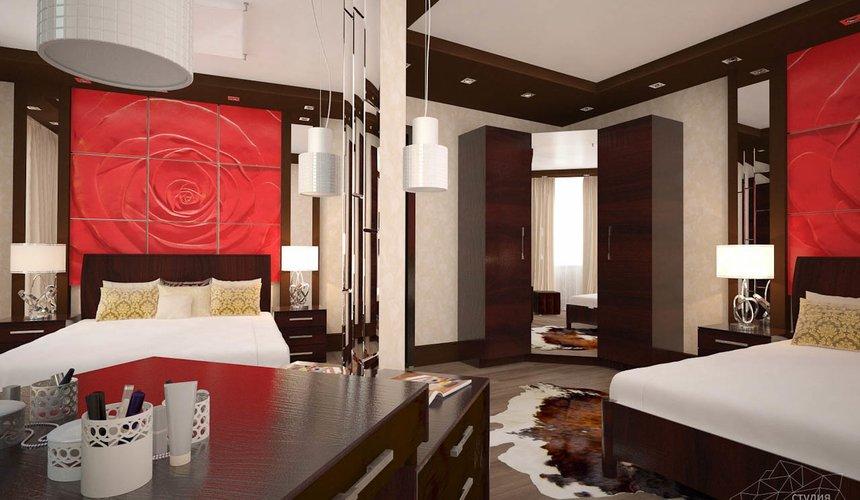 Дизайн интерьера трехкомнатной квартиры по ул. Белинского 222 28