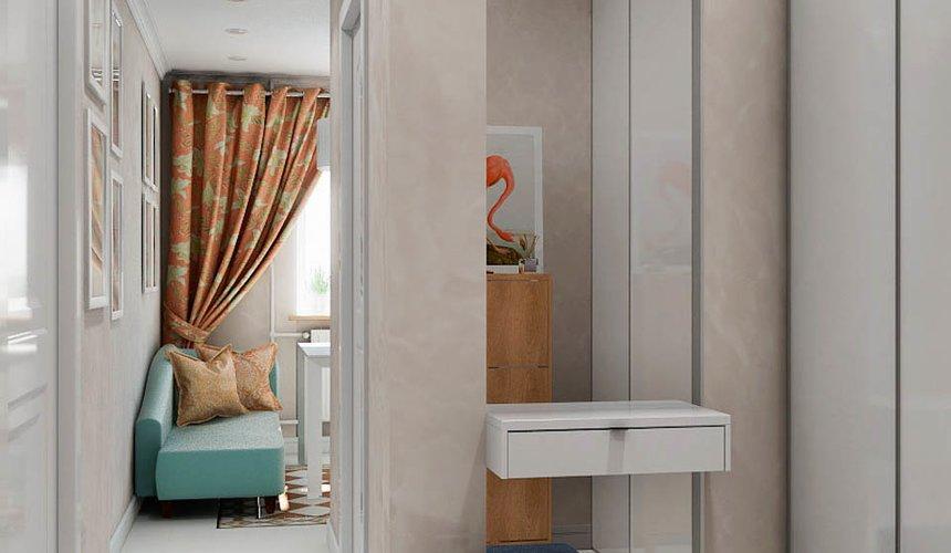 Дизайн интерьера однокомнатной квартиры по ул. Мичурина 231 7