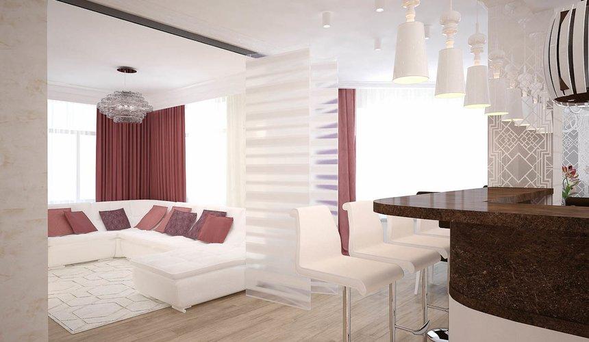 Дизайн интерьера четырехкомнатной квартиры по ул. Шевченко 18 10
