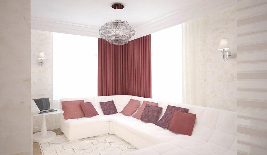 Дизайн интерьера четырехкомнатной квартиры по ул. Шевченко 18 11