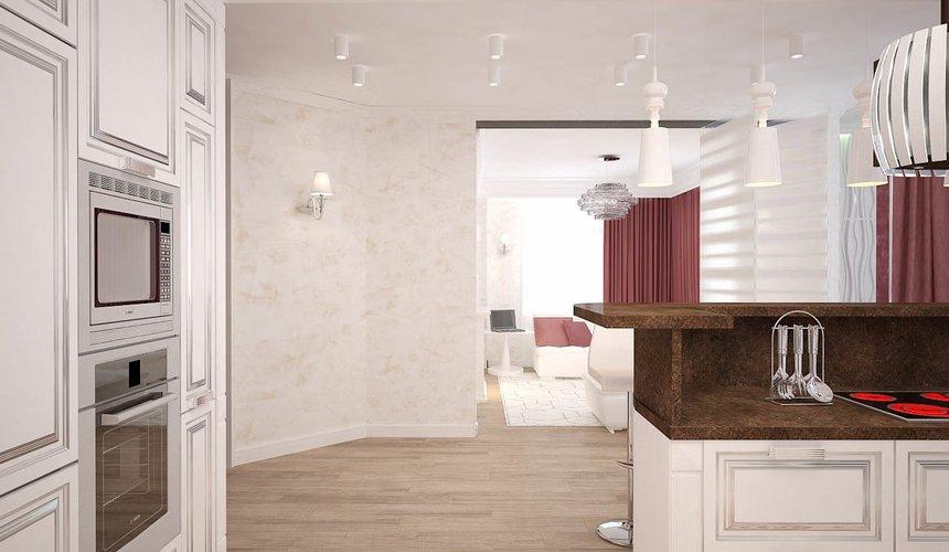 Дизайн интерьера четырехкомнатной квартиры по ул. Шевченко 18 12