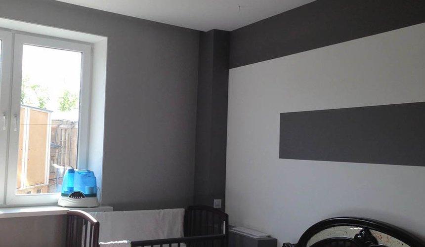 Дизайн интерьера и ремонт трехкомнатной квартиры по ул. Попова 33а 36