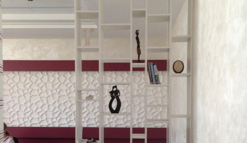 Дизайн интерьера и ремонт трехкомнатной квартиры по ул. Попова 33а 37