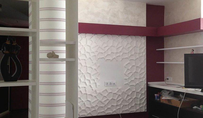 Дизайн интерьера и ремонт трехкомнатной квартиры по ул. Попова 33а 42
