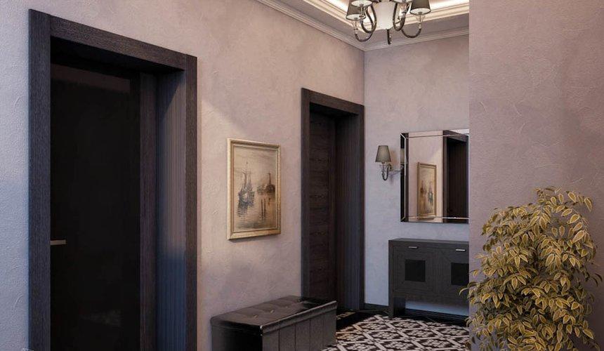 Дизайн интерьера коттеджа в п. Новый Исток 23