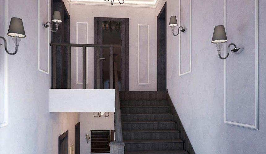 Дизайн интерьера коттеджа в п. Новый Исток 27