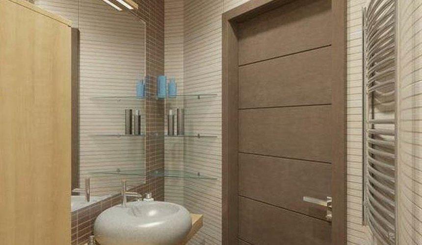 Дизайн интерьера трехкомнатной квартиры по ул. Куйбышева 21-2 14