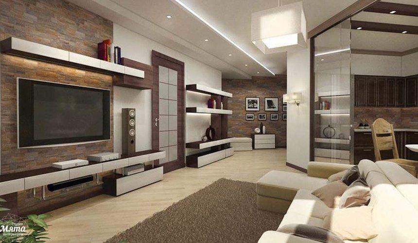 Дизайн интерьера трехкомнатной квартиры по ул. Куйбышева 21-2 6