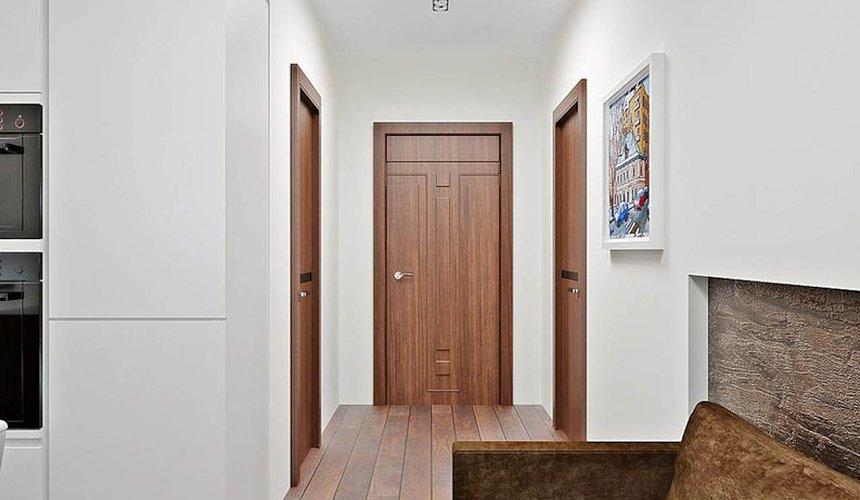 Дизайн интерьера однокомнатной квартиры в стиле хай тек по ул. Щербакова 35 13