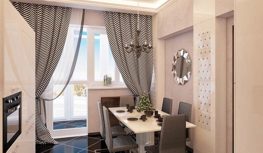 Дизайн интерьера коттеджа в п. Новый Исток 16