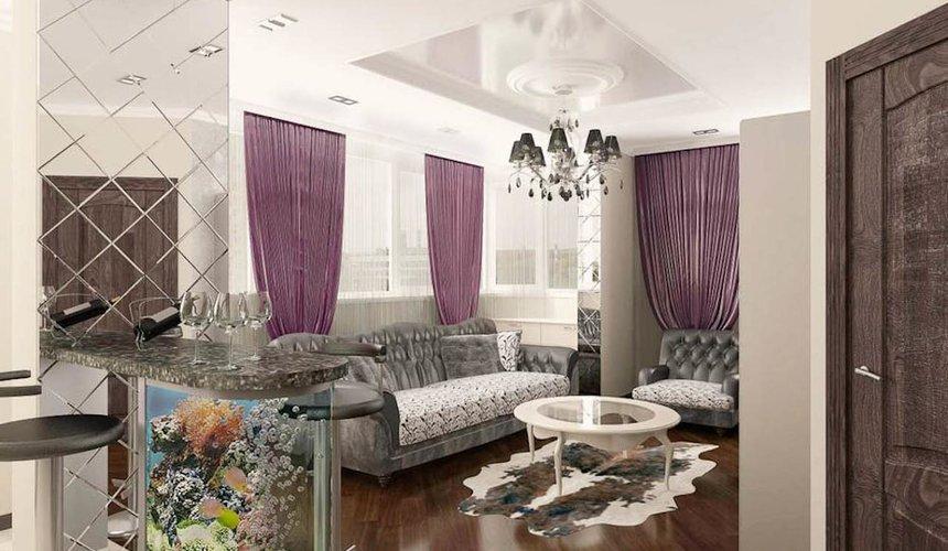 Дизайн интерьера двухкомнатной квартиры по ул. Юмашева 10 6