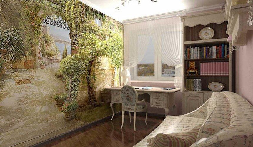 Дизайн интерьера двухкомнатной квартиры по ул. Юмашева 10 10