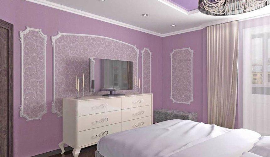 Дизайн интерьера двухкомнатной квартиры по ул. Юмашева 10 12
