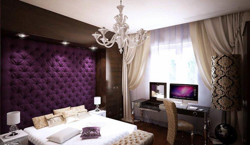 Дизайн интерьера однокомнатной квартиры в стиле арт деко по ул. Куйбышева 55 3