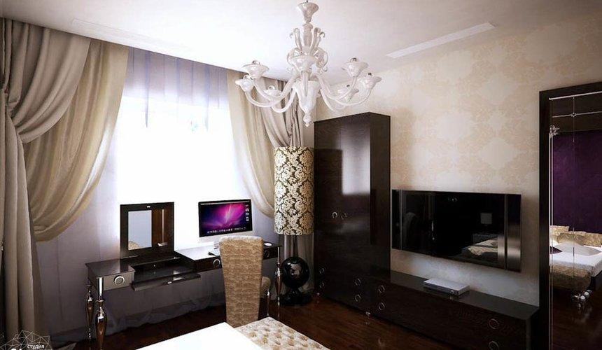 Дизайн интерьера однокомнатной квартиры в стиле арт деко по ул. Куйбышева 55 5