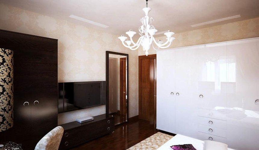 Дизайн интерьера однокомнатной квартиры в стиле арт деко по ул. Куйбышева 55 7