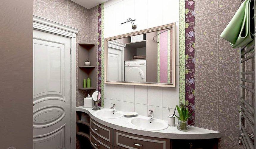 Дизайн интерьера трехкомнатной квартиры по ул. Юмашева 1 7