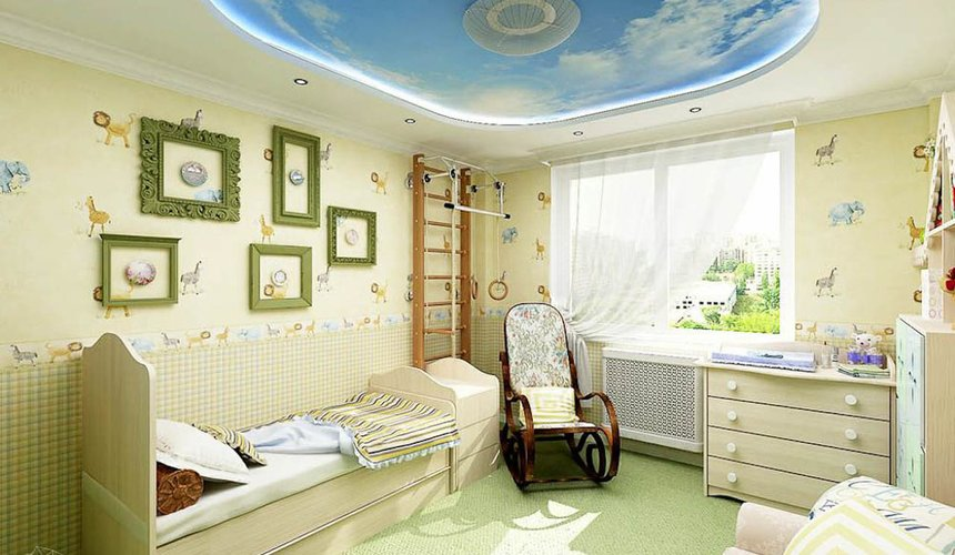 Дизайн интерьера трехкомнатной квартиры по ул. Юмашева 1 11