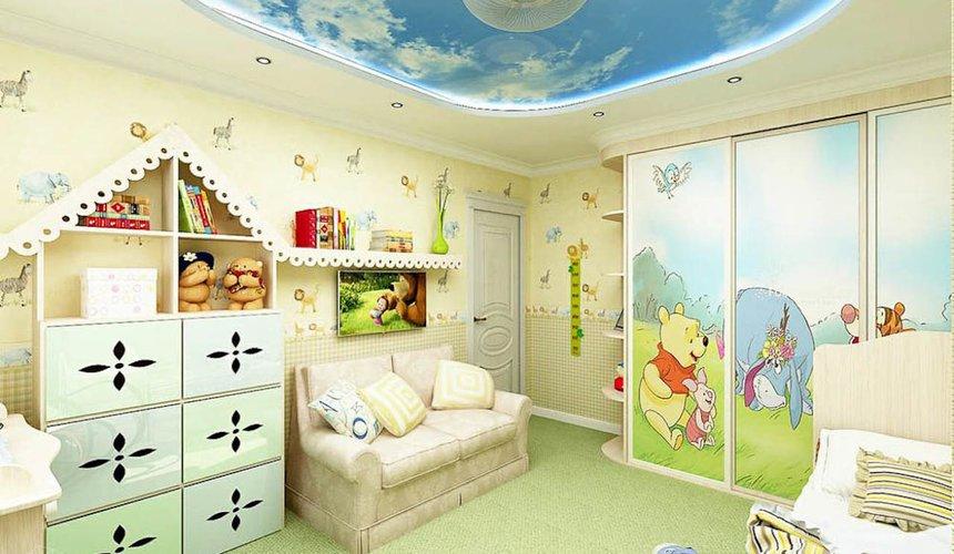 Дизайн интерьера трехкомнатной квартиры по ул. Юмашева 1 13