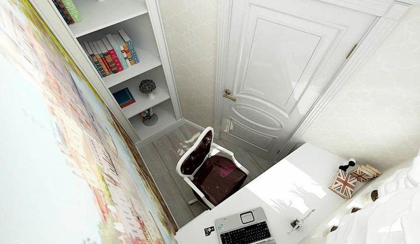 Дизайн интерьера трехкомнатной квартиры по ул. Юмашева 1 19
