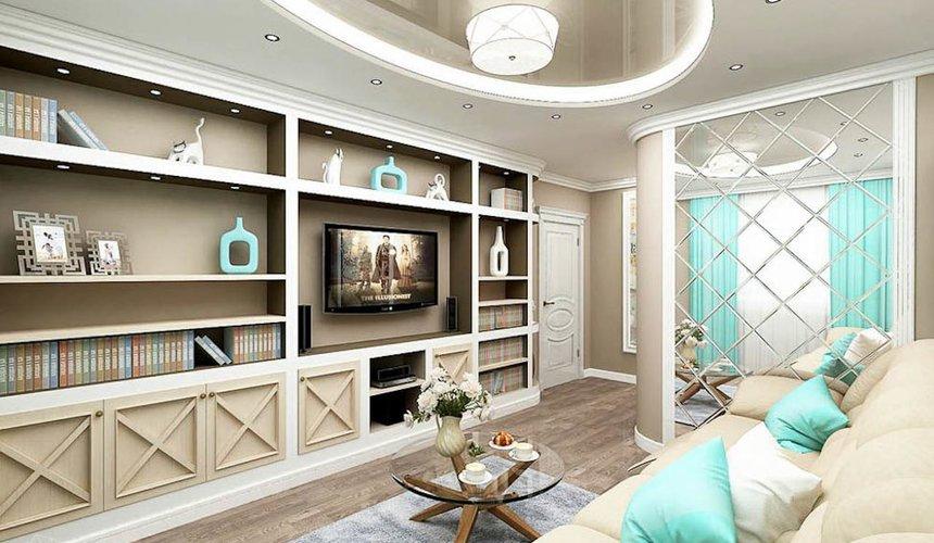 Дизайн интерьера трехкомнатной квартиры по ул. Юмашева 1 20