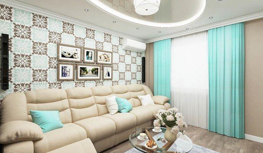 Дизайн интерьера трехкомнатной квартиры по ул. Юмашева 1 21