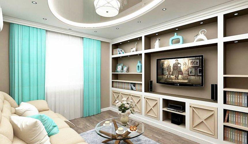 Дизайн интерьера трехкомнатной квартиры по ул. Юмашева 1 22