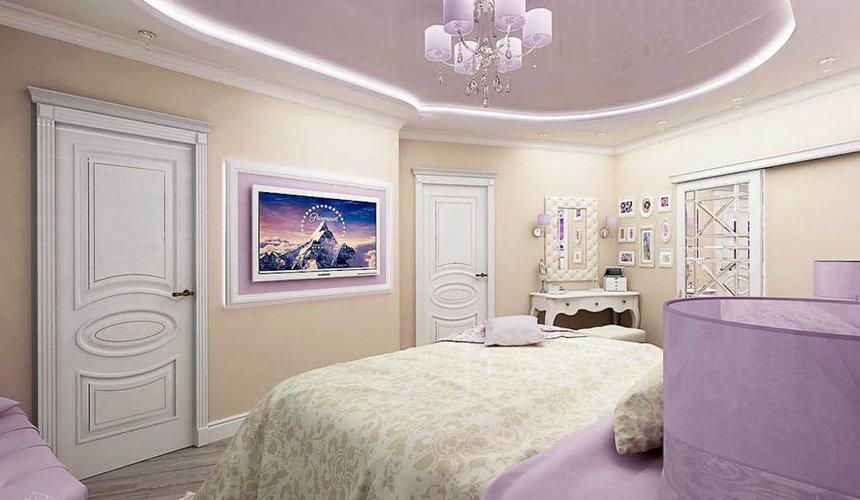 Дизайн интерьера трехкомнатной квартиры по ул. Юмашева 1 28