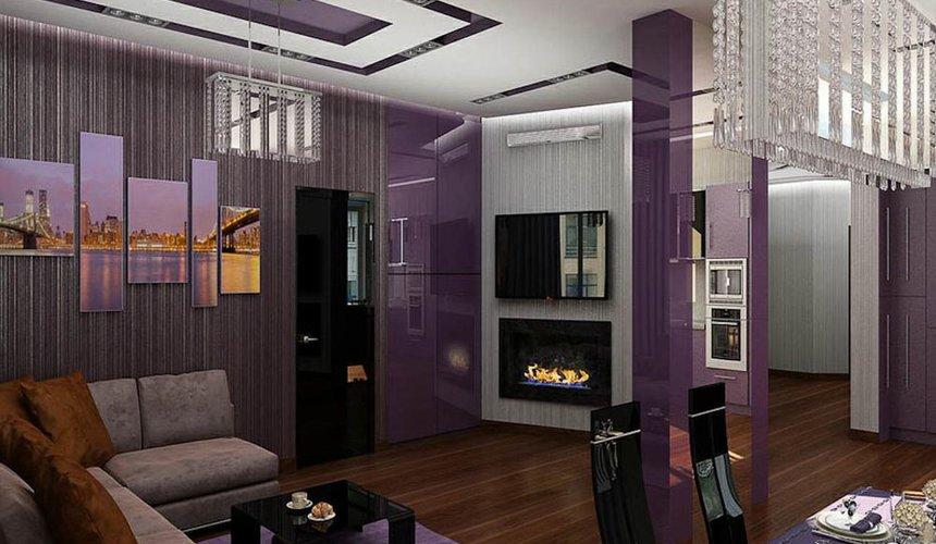 Дизайн интерьера трехкомнатной квартиры по ул. Николая Никонова 4 3