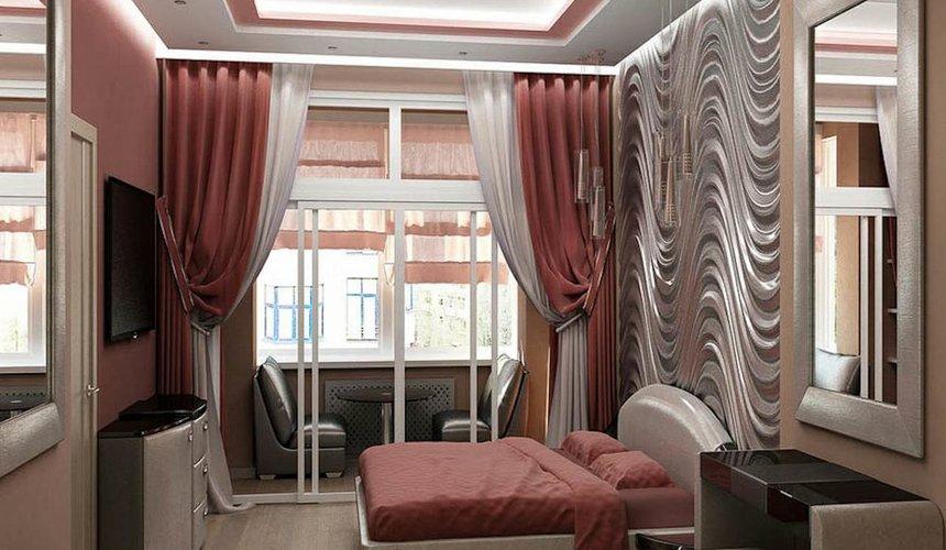 Дизайн интерьера трехкомнатной квартиры по ул. Николая Никонова 4 4