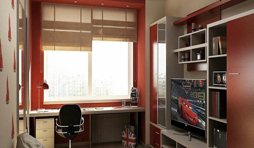 Дизайн интерьера трехкомнатной квартиры по ул. Николая Никонова 4 8