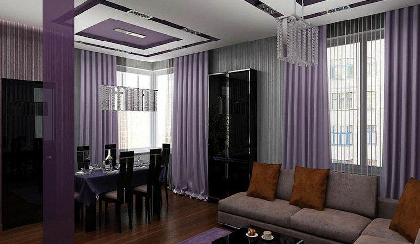 Дизайн интерьера трехкомнатной квартиры по ул. Николая Никонова 4 10
