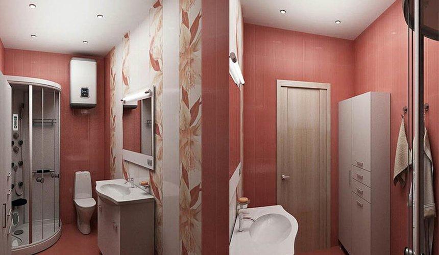 Дизайн интерьера трехкомнатной квартиры по ул. Грибоедова 26 4