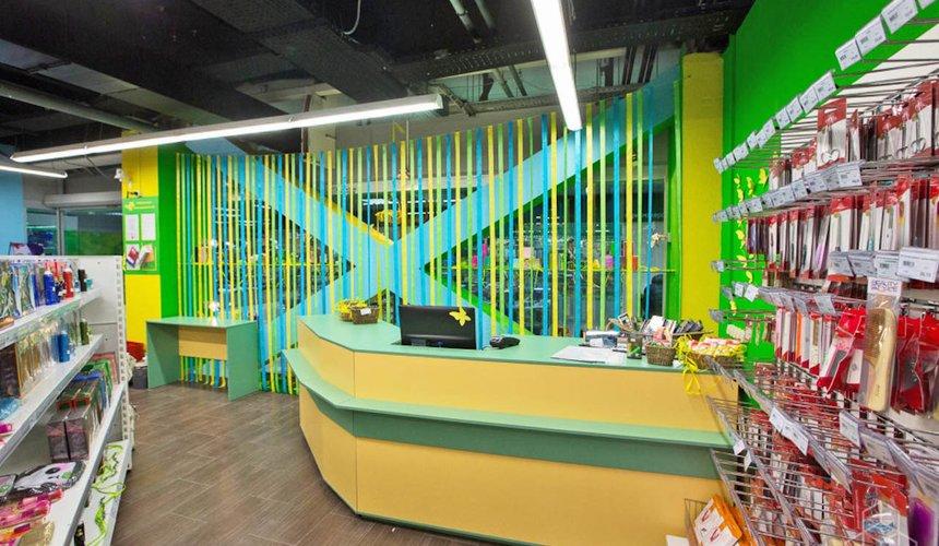 Дизайн интерьера магазина косметики и парфюмерии в ТЦ КИТ 8
