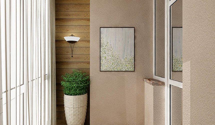Дизайн интерьера двухкомнатной квартиры по ул. Мельникова 38 12
