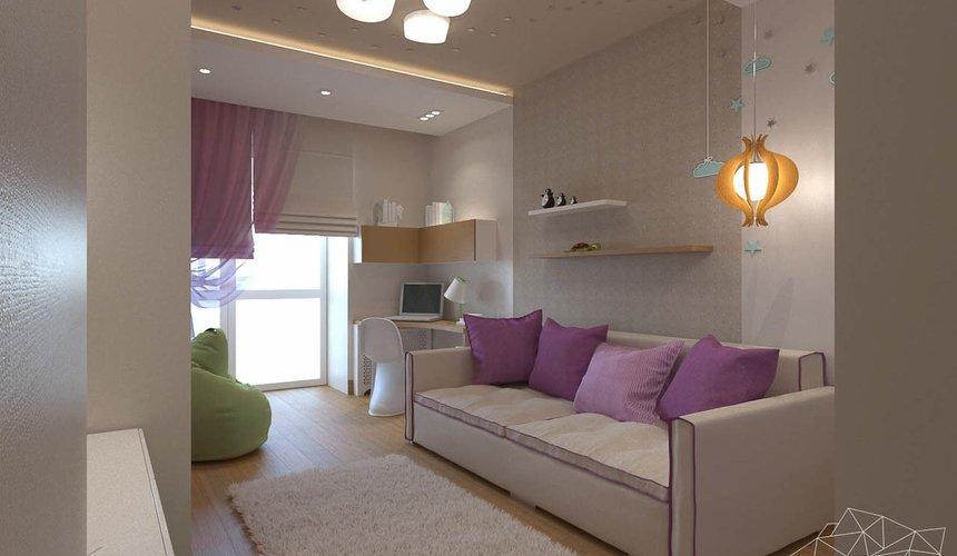Дизайн интерьера трехкомнатной квартиры по ул. Мельникова 27 9