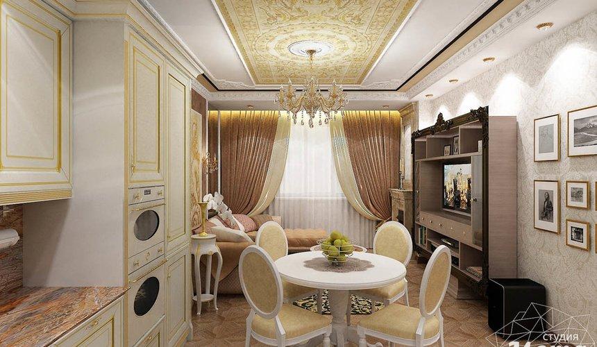 Дизайн интерьера двухкомнатной квартиры по ул. Мельникова 38 3