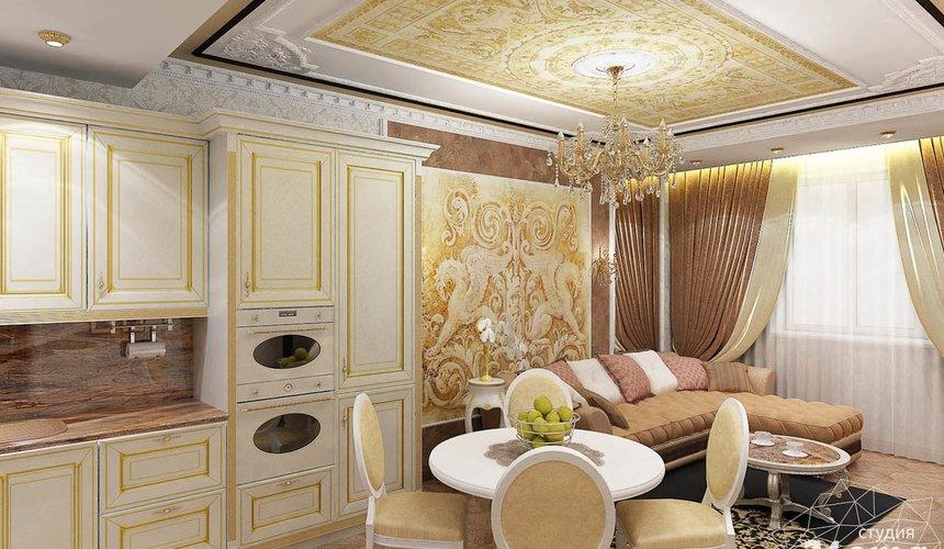 Дизайн интерьера двухкомнатной квартиры по ул. Мельникова 38 5