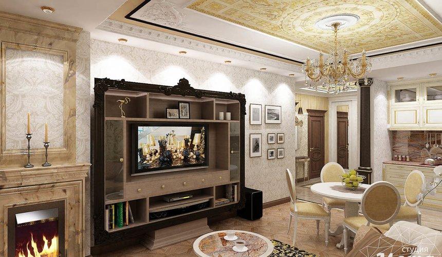 Дизайн интерьера двухкомнатной квартиры по ул. Мельникова 38 6
